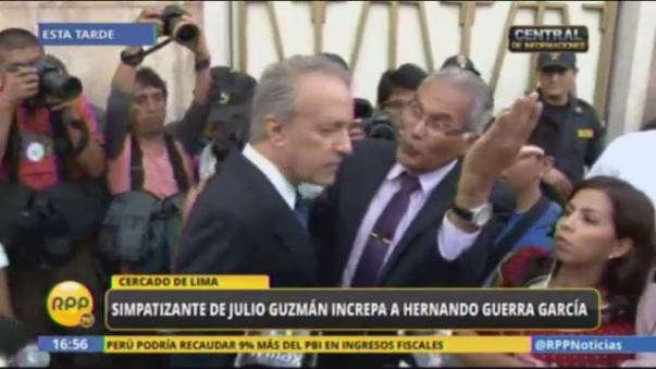 Nano Guerra García pasó incómodo momento