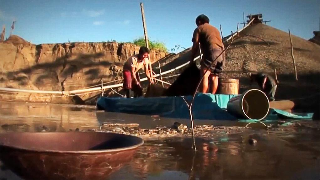 Video explica la situación de la minería ilegal en el Perú.