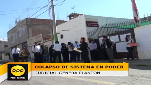Trabajadores advirtieron a las autoridades de la situación que ya se preveía, por lo que también denunciaron hacinamiento.