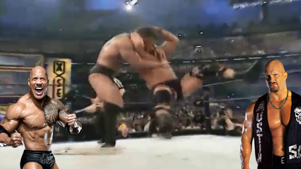 La paralizadora más brutal de Stone Cold a The Rock