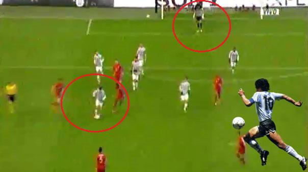 Juventus marcó el segundo gol del encuentro por la magnífica jugada de Morata.