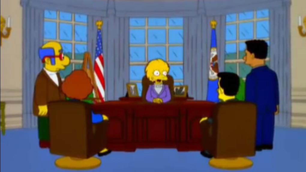Los Simpson han predecido el futuro en varias oportunidades.