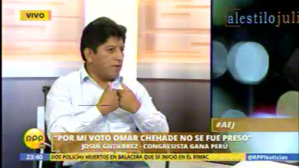 Josué Gutiérrez