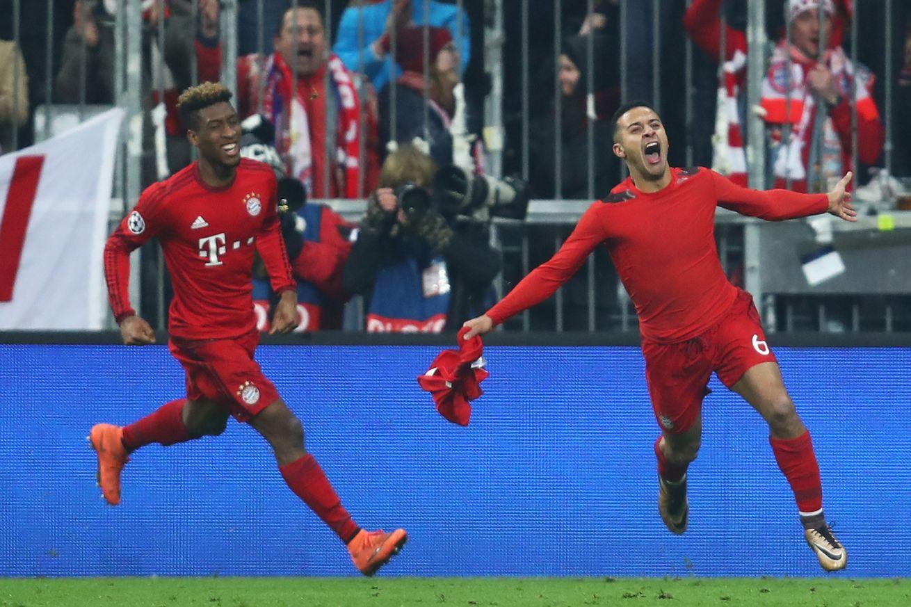 Bayern Munich 4-2 Juventus