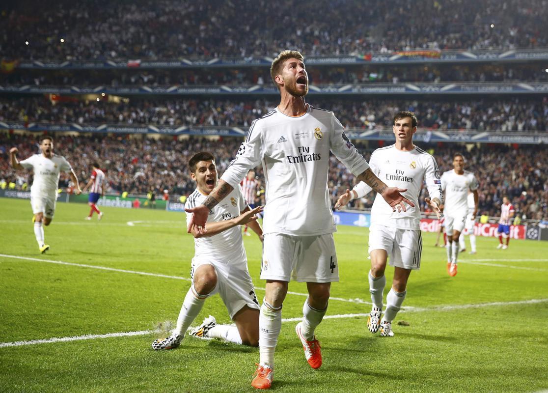 Real Madrid 4-1 Atlético de Madrid (2014)