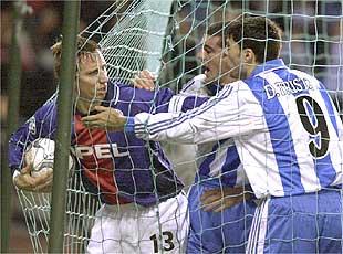 Deportivo de La Coruña 4-3 PSG (2001)