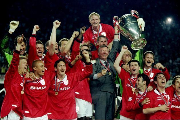 Bayern Munich 1-2 Manchester United (1999)