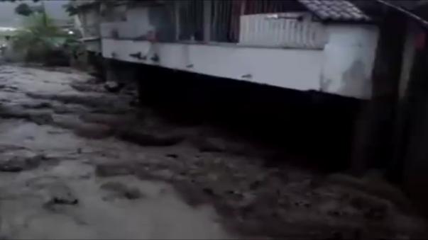 Autoridad edil solicita la presencia de técnicos del MTC para evaluar los puentes afectados.
