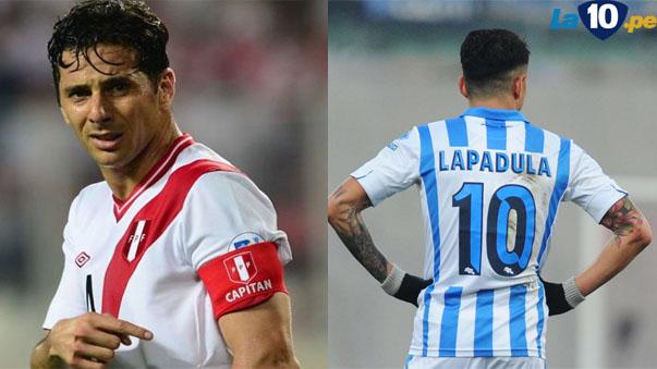 ¿Claudio Pizarro se mostró a favor de la llegada de Gianluca Lapadula?