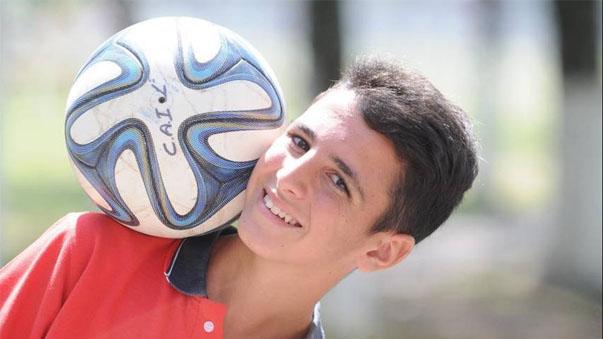 Barcelona habría firmado un precontrato con Lucas Patanelli, el nuevo Messi