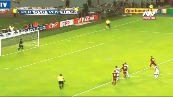 La Vinotinto sacó el punto que complica las aspiraciones de Perú en las Eliminatorias.