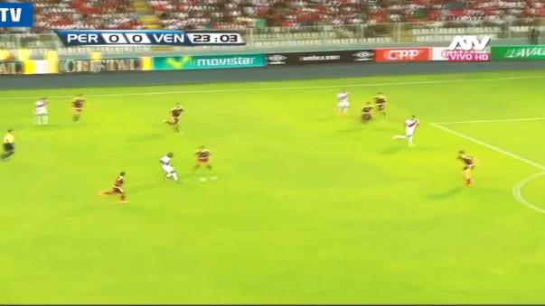 Perú empató el duelo tras ir perdiendo 2-0, lamentablemente el punto no sirve para mucho.