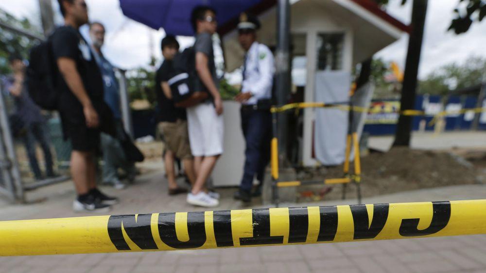 Filipinas se encuentra en alerta tras los atentados ocurridos en Bélgica, Irak y Pakistán.