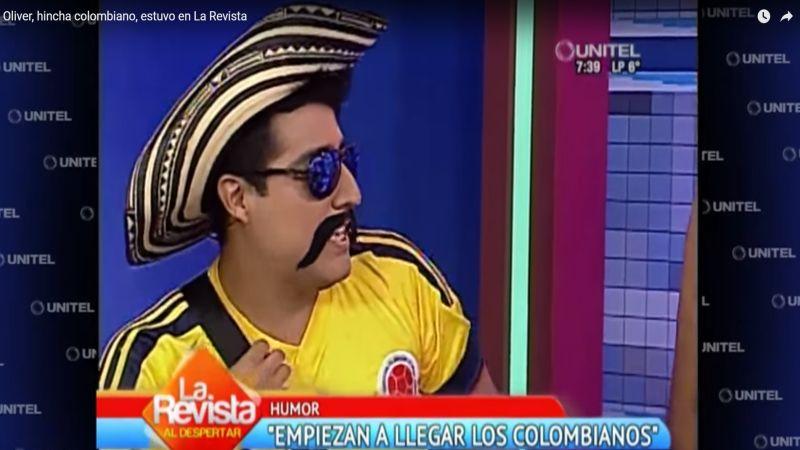 Bolivia vs. Colombia