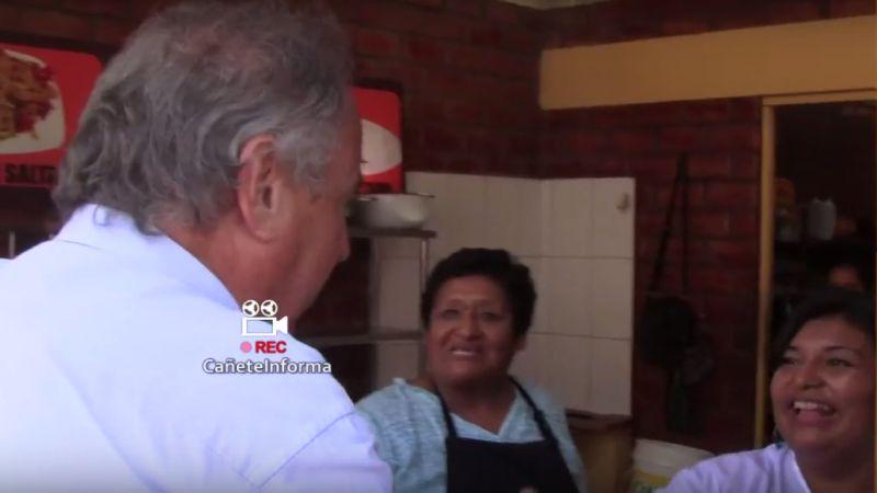 Alfredo Barnechea vuelve a estar en medio de un polémico video.