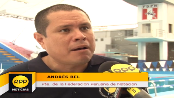 La Federación Deportiva Peruana de Natación pide aclarar el caso y levantar el cierre temporal de la piscina del Campo de Marte.