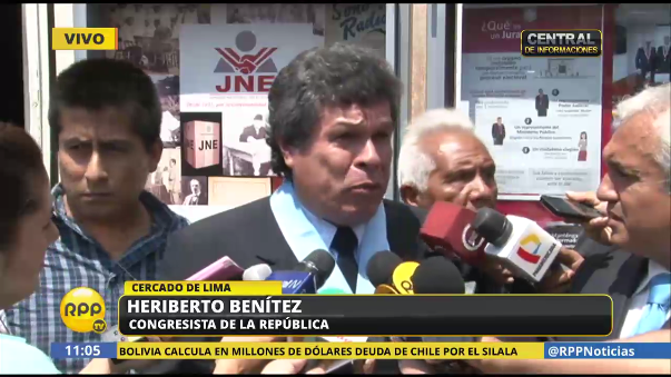 Heriberto Benítez