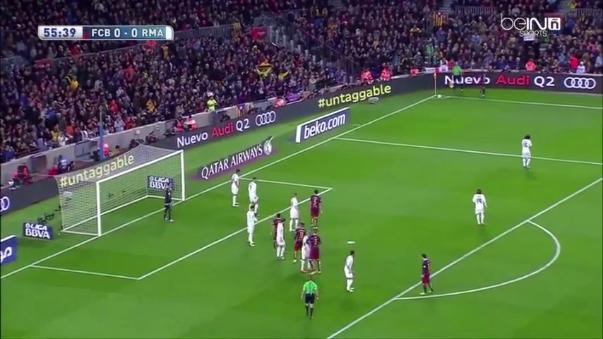 Resumen del Barcelona 1-2 Real Madrid.