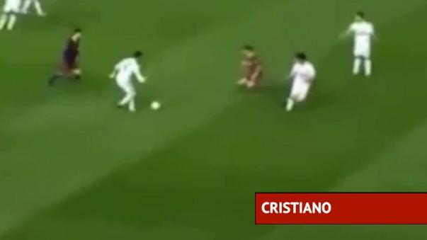 Lionel Messi y las veces que fue humillados por otros cracks