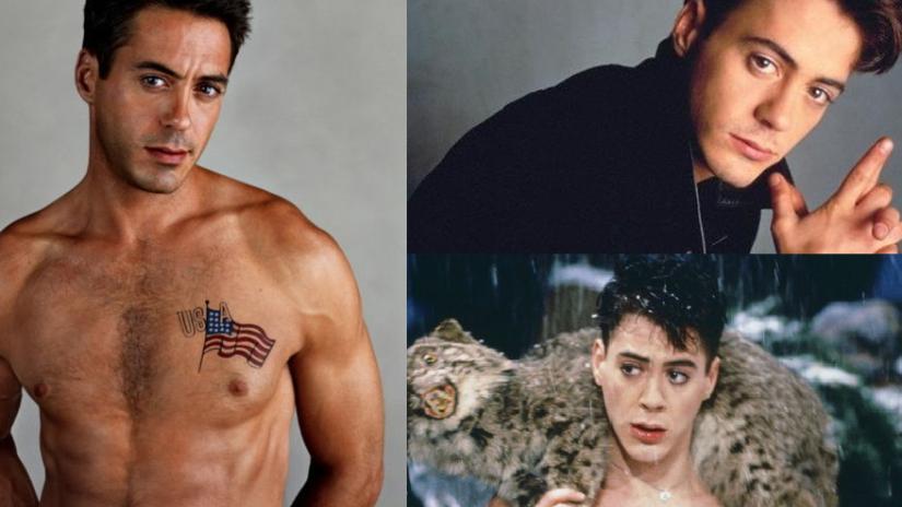 Robert Downey Jr: 7 fotos del actor que seguro no habías visto