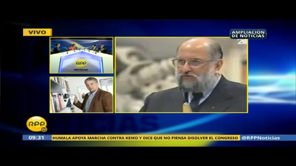 Sodalicio declara culpable de abusos sexules a su fundador Luis Figari.