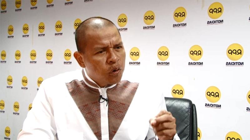 Miguel Hilario ha dicho que un gobierno suyo el gran cambio será