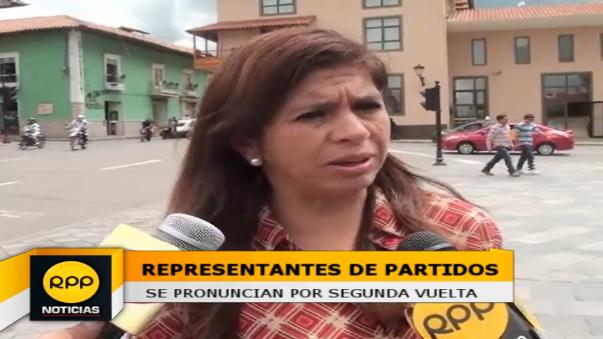 Representantes de partidos políticos se pronunciaron tras los resultados que dan el pase a la segunda vuelta a Fujimori y Kuczynski.
