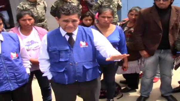 El Defensor del Pueblo de Junín, Panitz Mau, anunció a los familiares que en el transcurso de la tarde se entregarían cuatro cuerpos más.