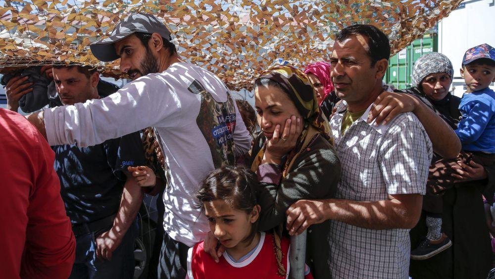 Italia es a menudo vista por inmigrantes y refugiados como puerta de acceso a Europa.