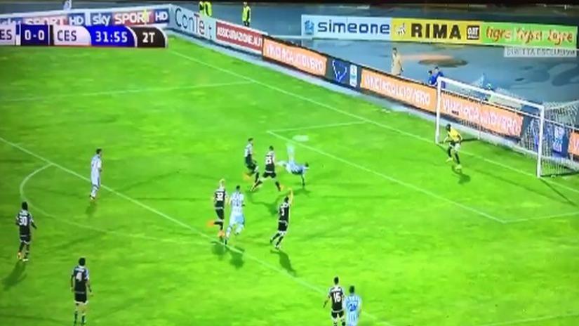 Gianluca Lapadula es el goleador de la Serie B con 22 tantos