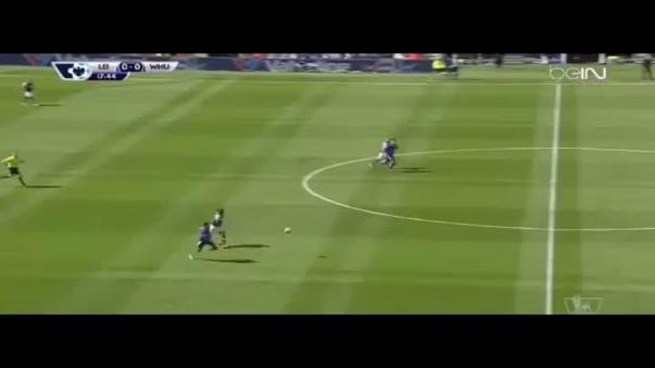 Resumen del Leicester City 2-2 West Ham United.