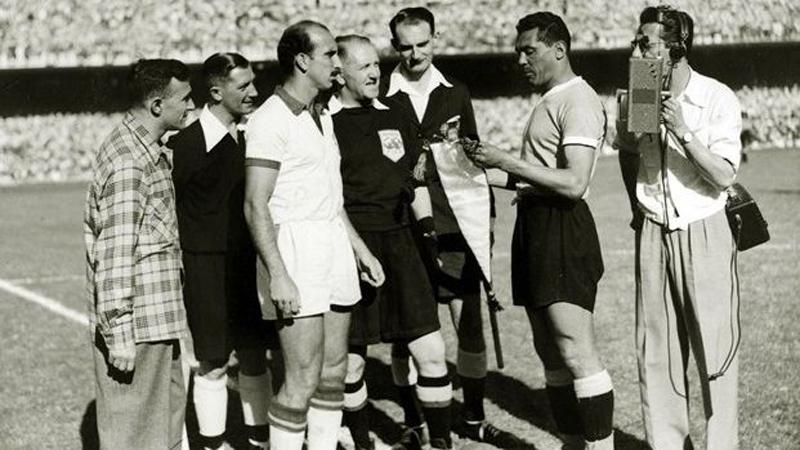 Obulio Varela hizo historia en Uruguay