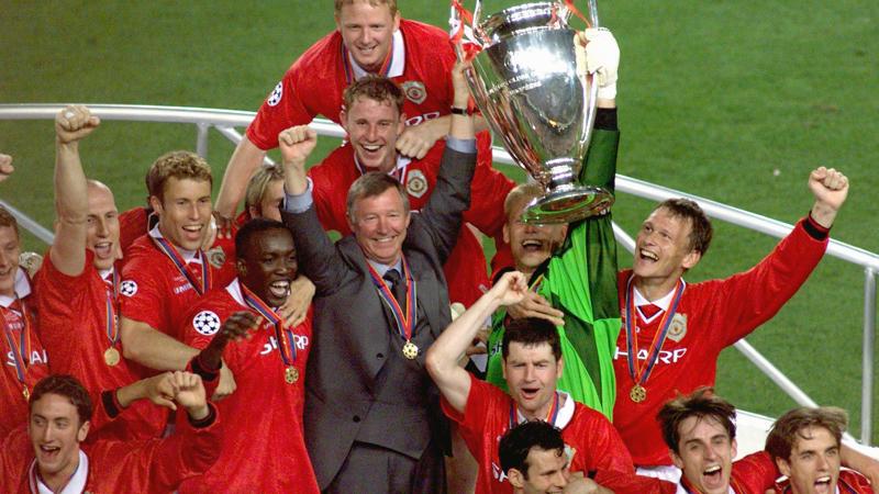 Alex Ferguson - Manchester United