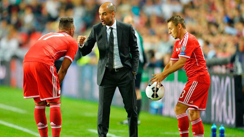Josep Guardiola - Bayern Munich