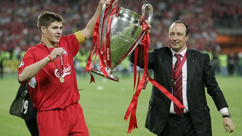 Rafa Benítez - Liverpool