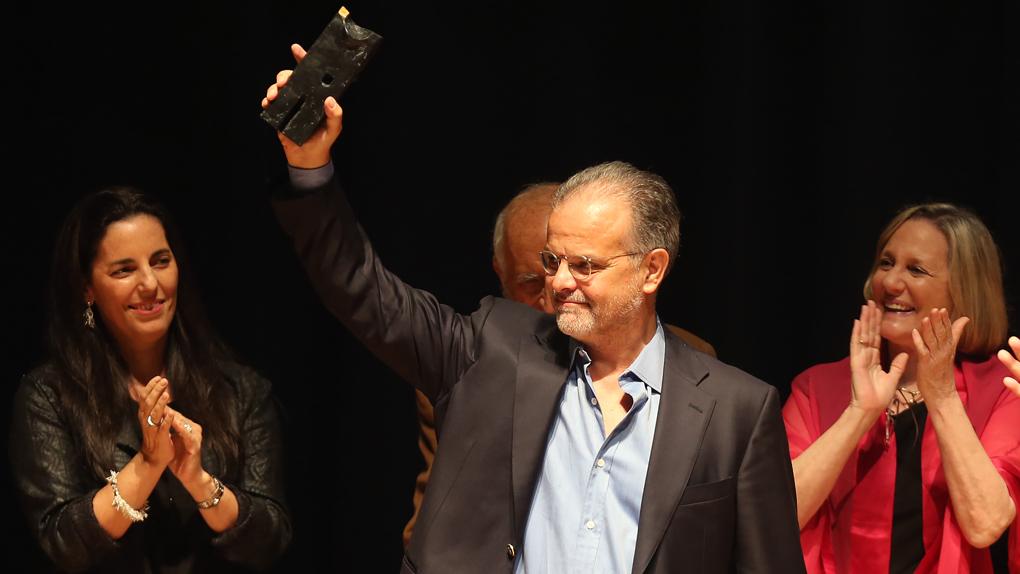 La ceremonia se realizó en el Gran Teatro Nacional de Lima.