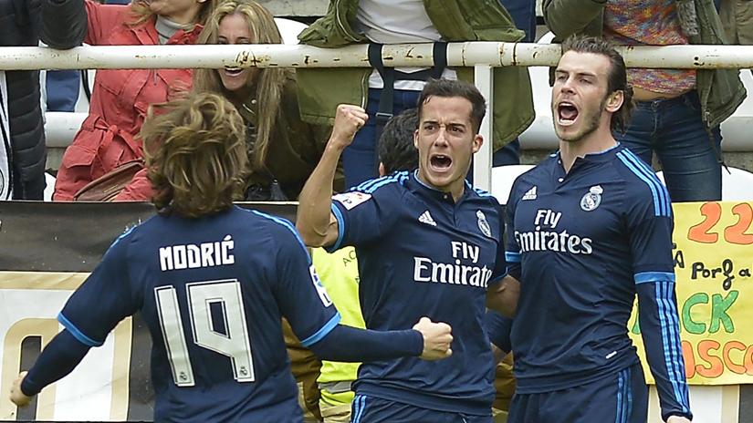 Gareth Bale fue la gran figura de Real Madrid.