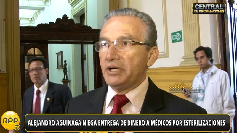 El congresista recomendó al colegiado, Miguel Palacios Celi, que se dedique a su actividad profesional y no hacer declaraciones de índole político.