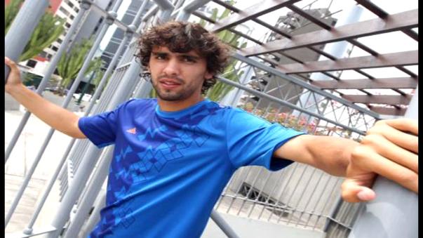 Juan Diego Gutiérrez es uno de los jugadores que más se indentifica con Universitario de Deportes.