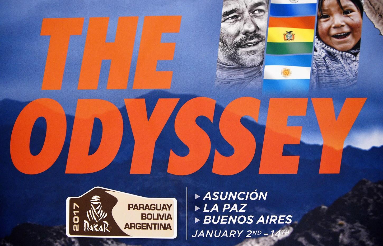 Paraguay se integra al recorrido del Dakar.
