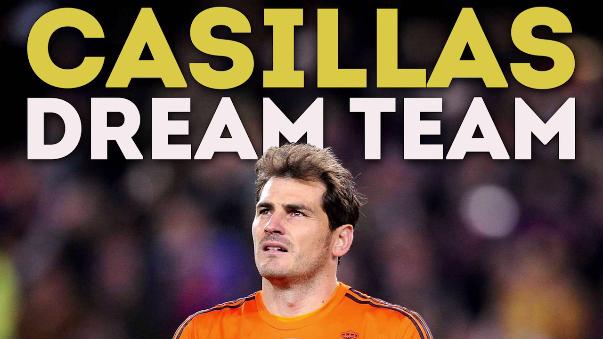 El sorprendente once histórico del Real Madrid según Casillas