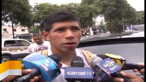 Edison Flores habló sobre el duelo ante San Martín.