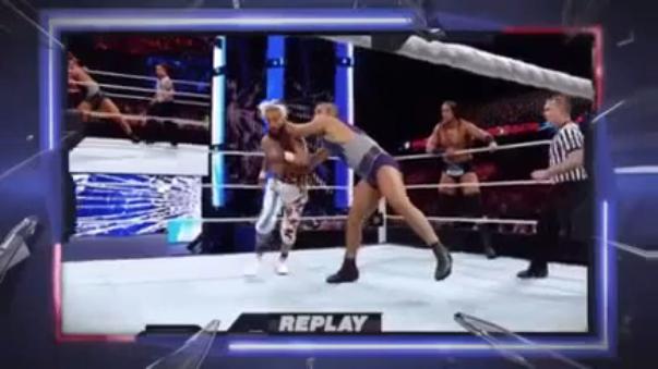 Luchador Enzo Amore se casi sufre una tragedia en WWE Payback