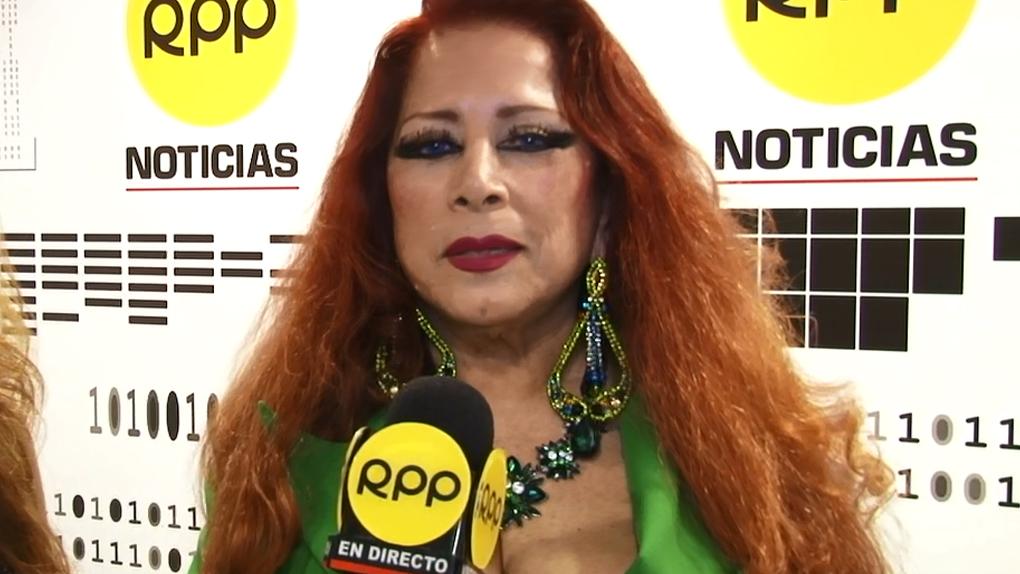 Monique Pardo reveló que también quiso ser escritora.
