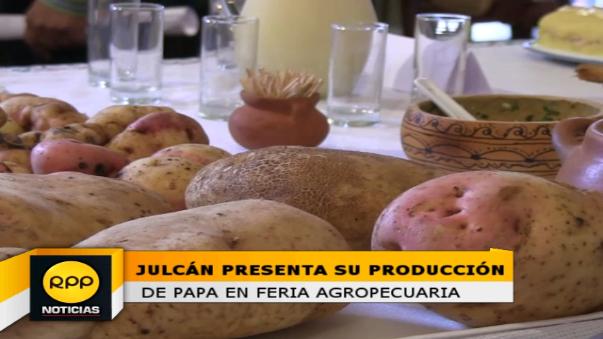 La feria tiene como objetivo promover la activa participación de agricultores, ganaderos, artesanos y agroindustriales