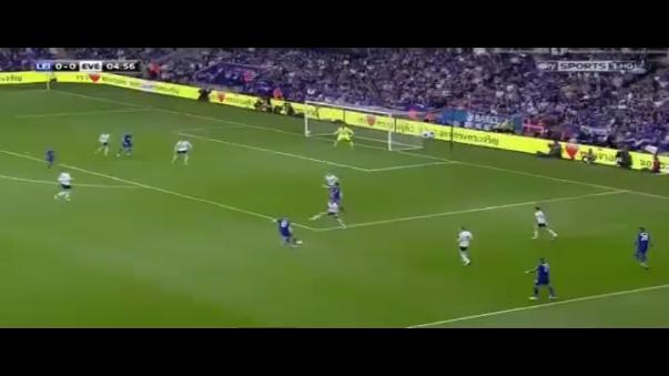 Leicester City hace historia en el fútbol inglés.