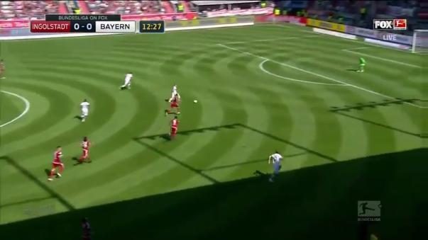 Bayern Munich parece no tener rivales en la Bundesliga.