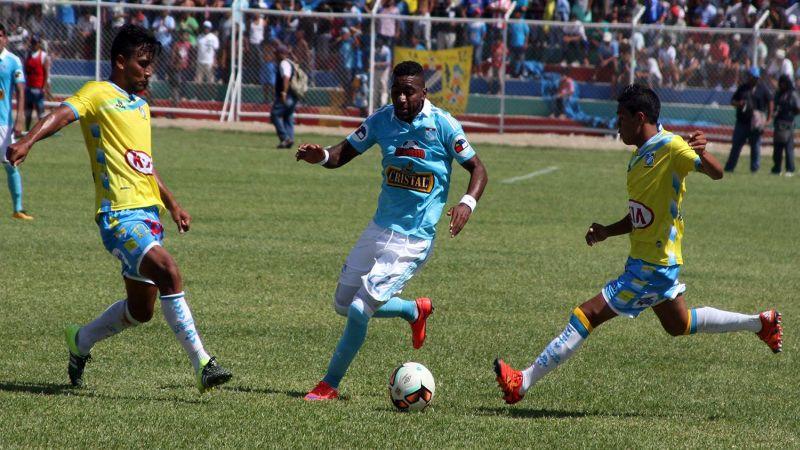 La Bocana 2-1 Sporting Cristal