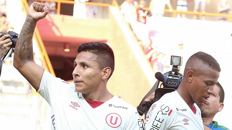 Universitario de Deportes volvió a darle una alegría a sus hinchas.