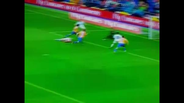 Benzema vuelve al once titular del Real Madrid con gol.